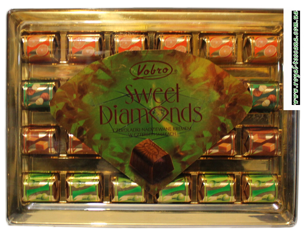 Конфеты Vobro Sweet Diamonds