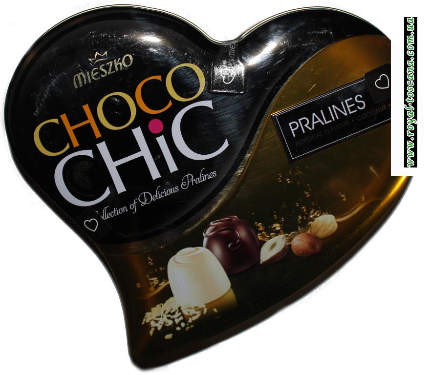 Конфеты Mieszko Choco Chic
