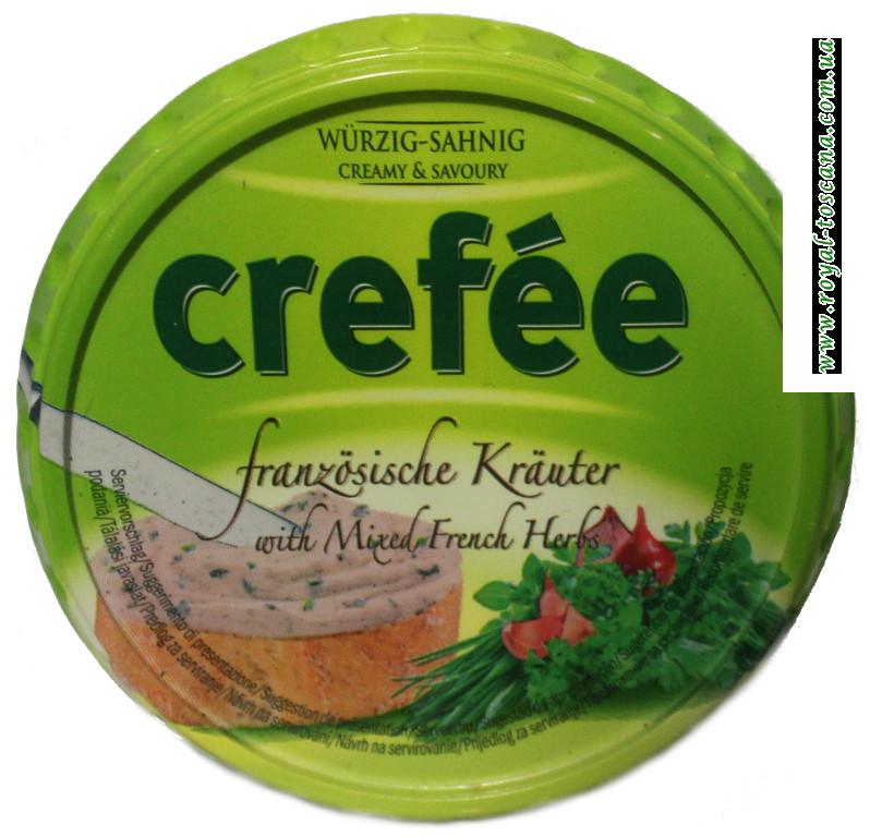 Сыр Crefee с зеленью