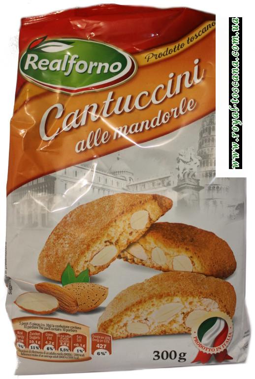 Печенье с миндалём Chiottini