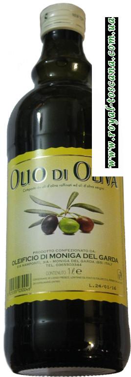 Рафинированное оливковое масло Olio di Oliva