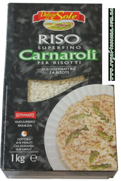 Рис Delizie dal Sole Canaroli