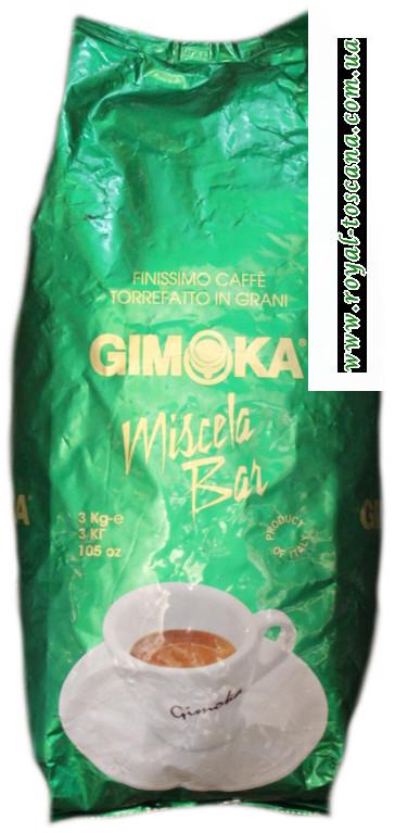 Кофе Gimoka Miscela Bar