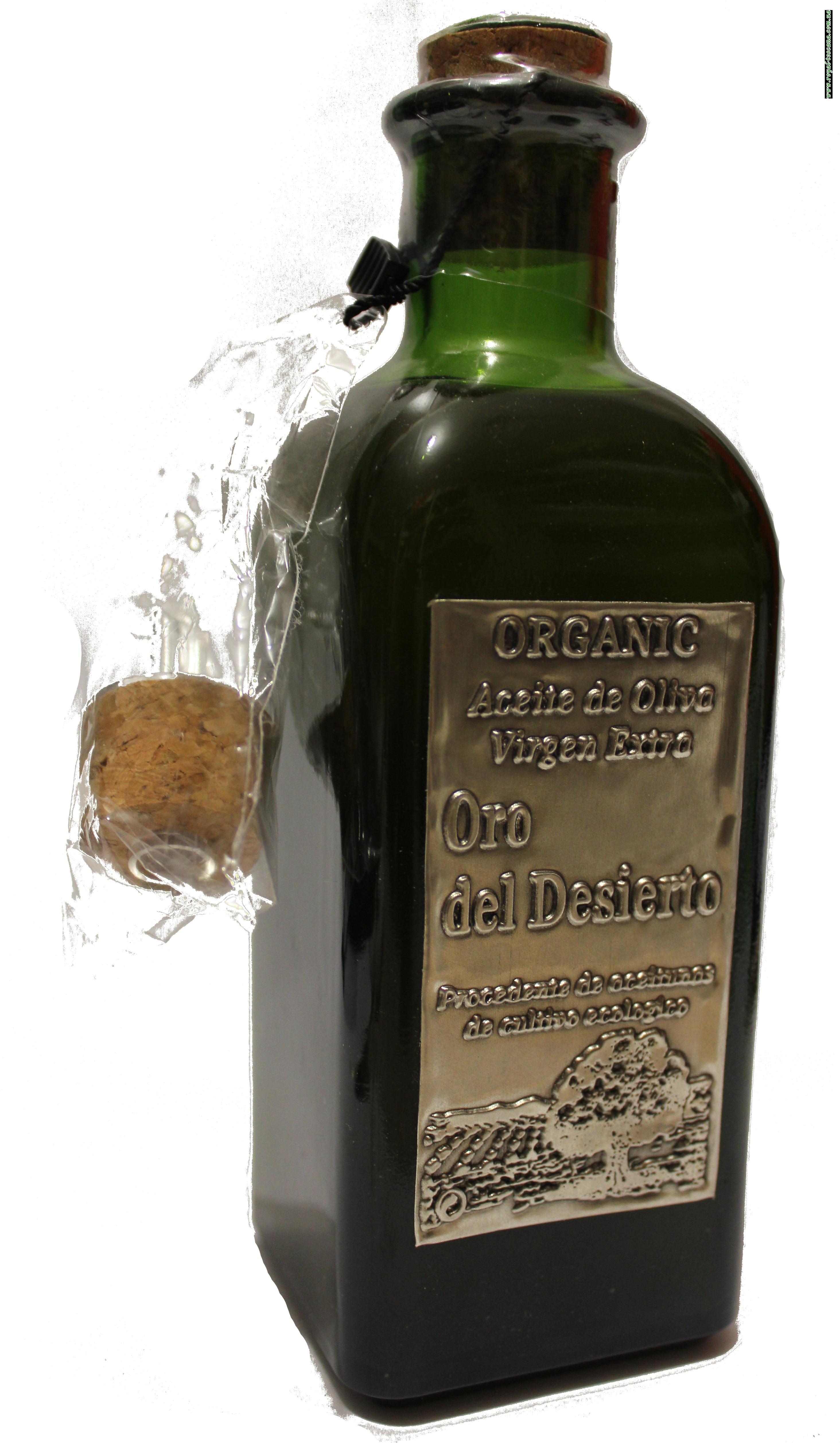 Оливковое масло Oro del desierto Organic