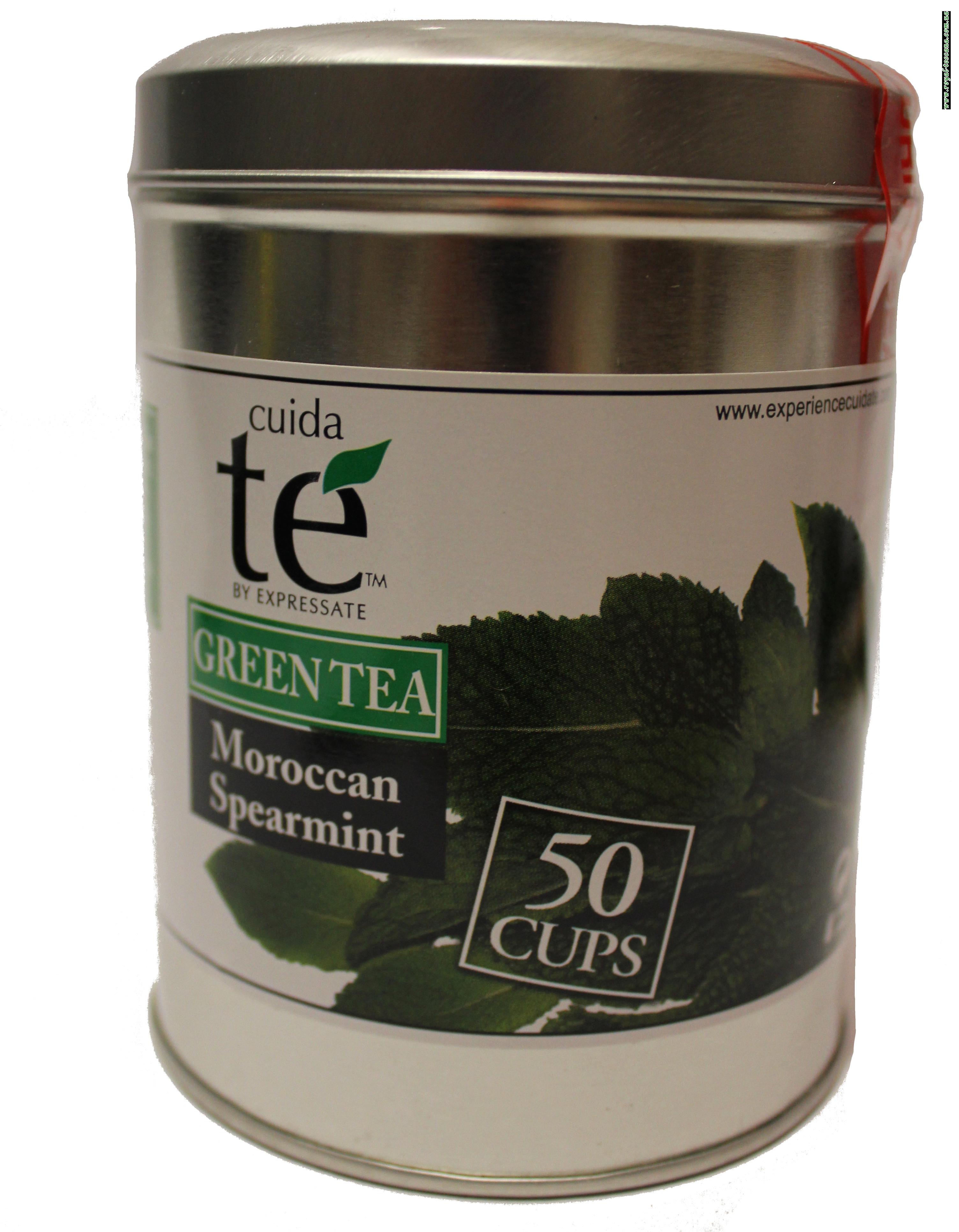 Зеленый чай Cuida Te Morocan Spearmint