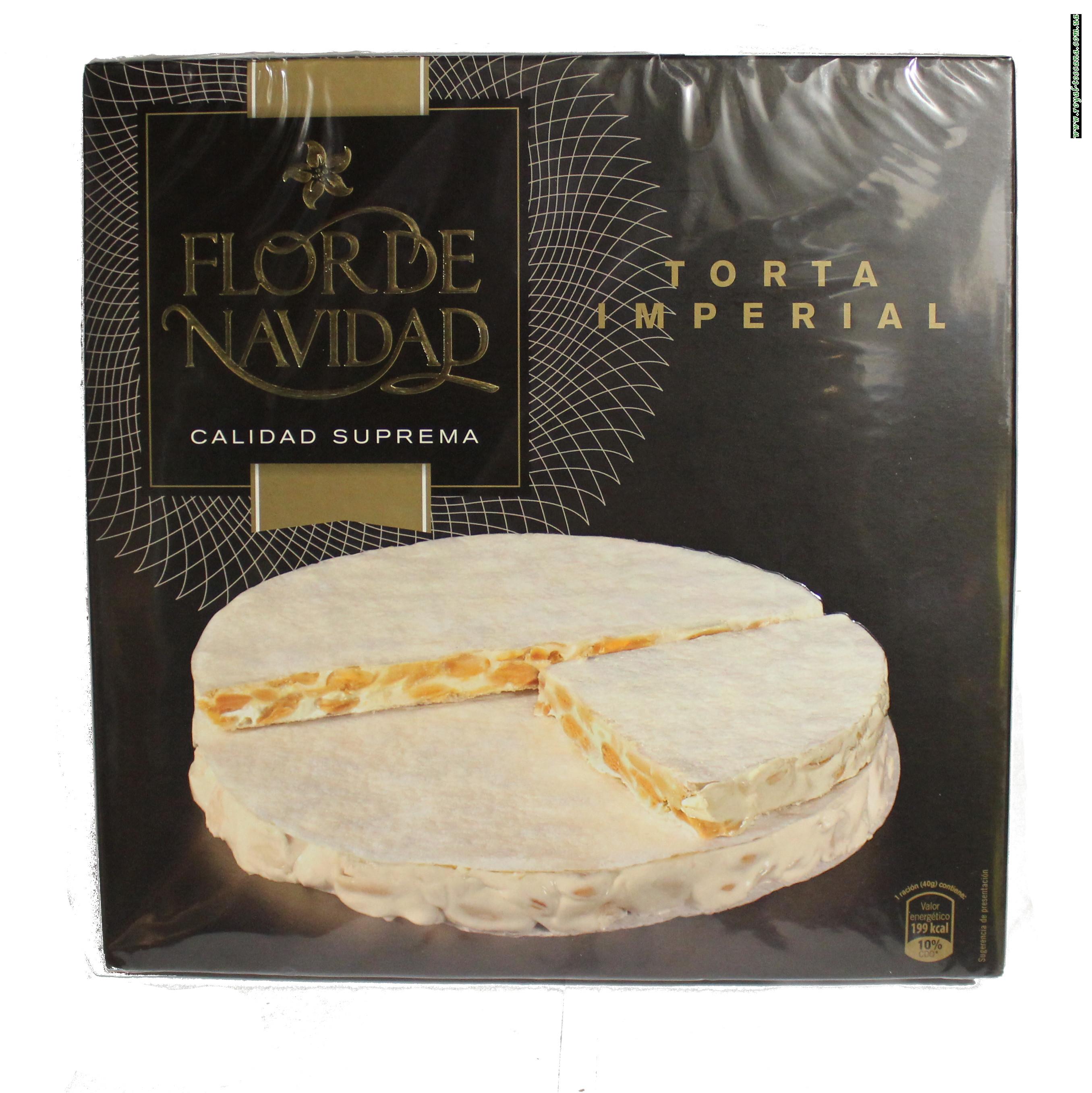 """Турон-торт """"Flor de Navidad"""" torta imperial"""
