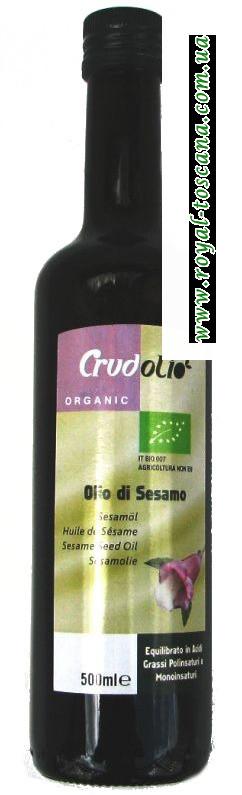 Сезамовое масло Crudolio