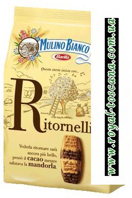 Печенье Mulino Bianco Ritornelli