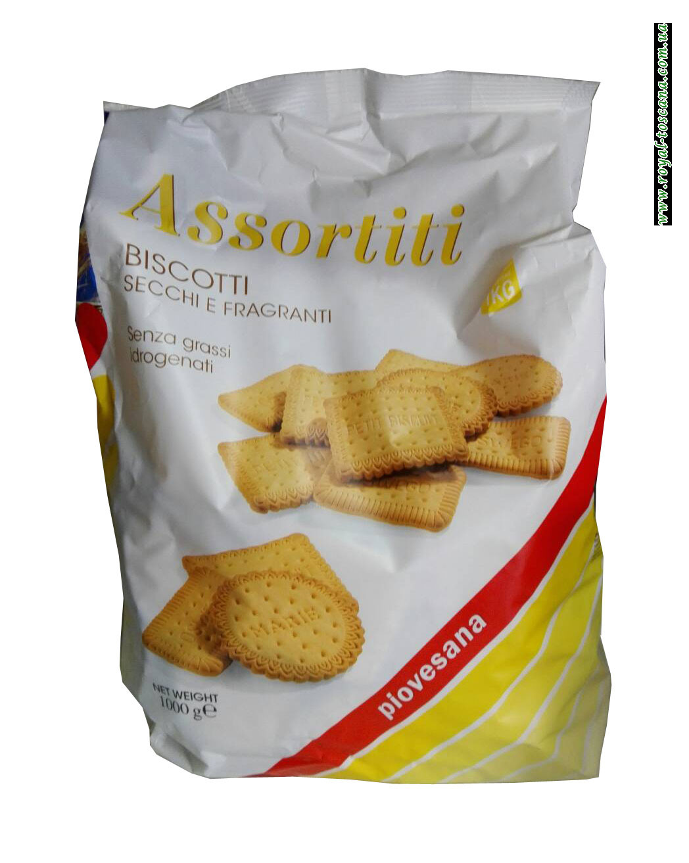 Печенье Мария Assortiti Biscotti Secche e Fragranti