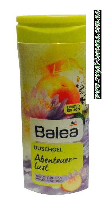 Гель для душа Balea Duschgel Abenteuerlust