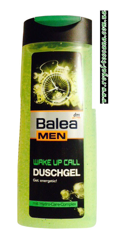 Гель для душа мужской Balea Men Wake up Call Duschgel