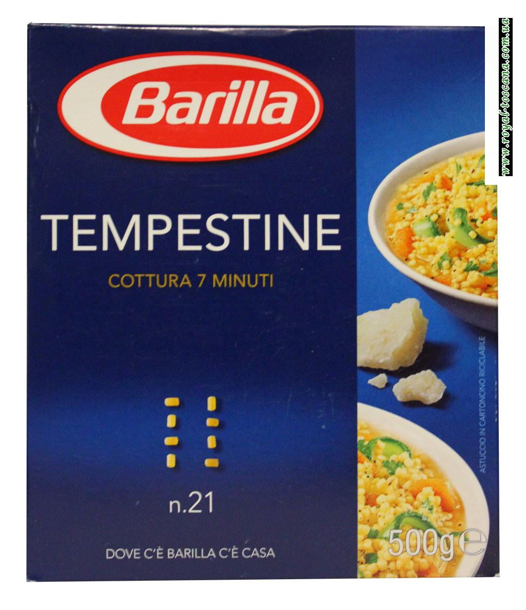 Макароны Barilla Tempestine n21
