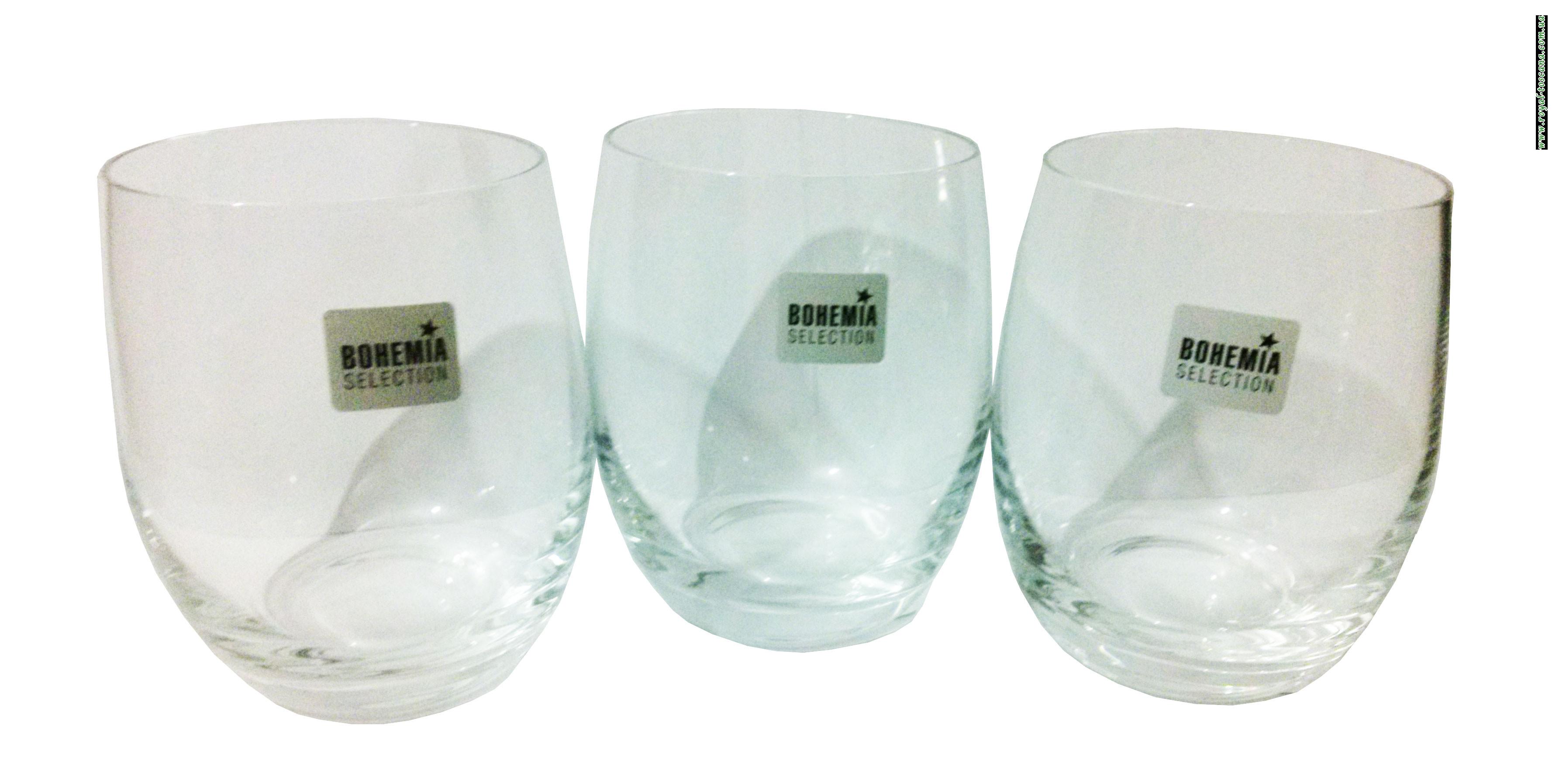 Набор стаканов Bohemia Selection