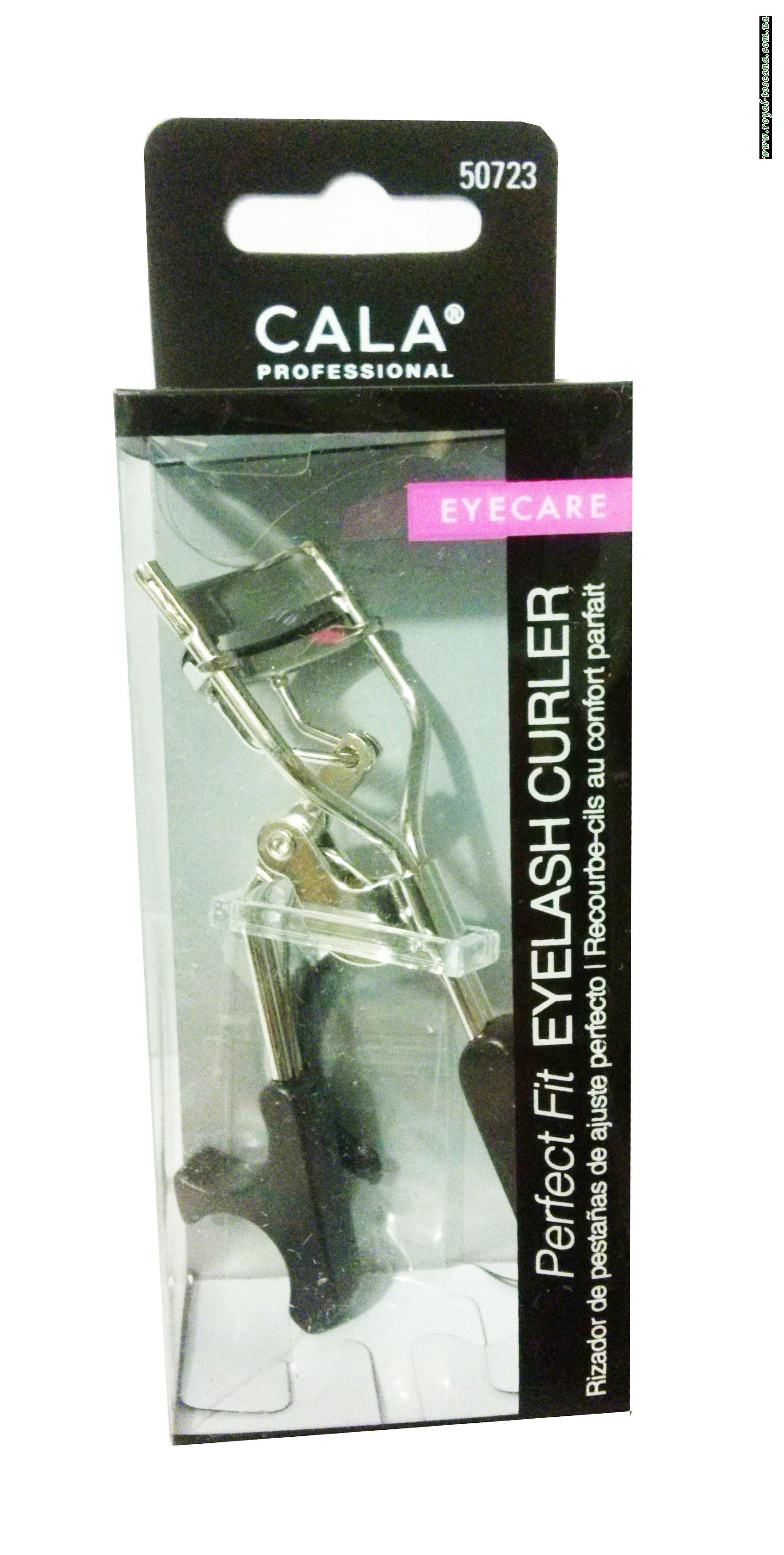 Щипцы для завивки  ресниц Cala Perfect Fit Eyelash Curler