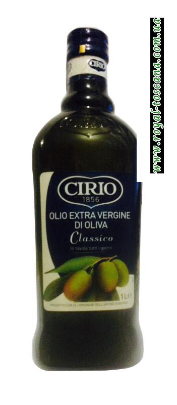Оливковое масло Cirio