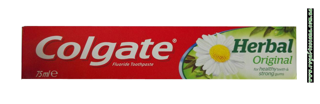 Зубная паста Colgate Herbal Original