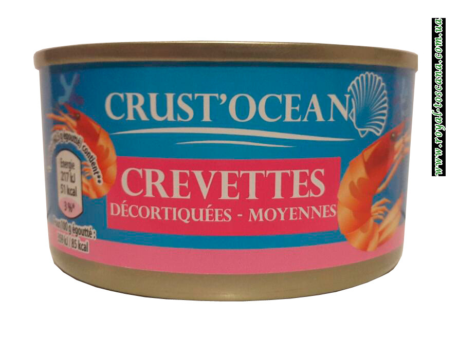 Креветки Crust'Ocean Crevettes