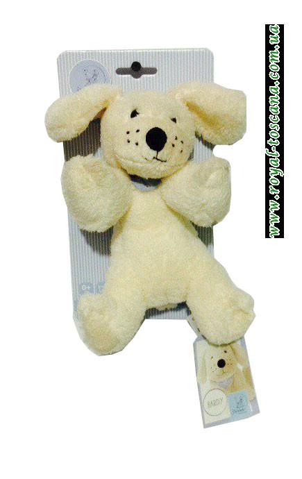 Детская погремушка собачка Sterntaler Bardy