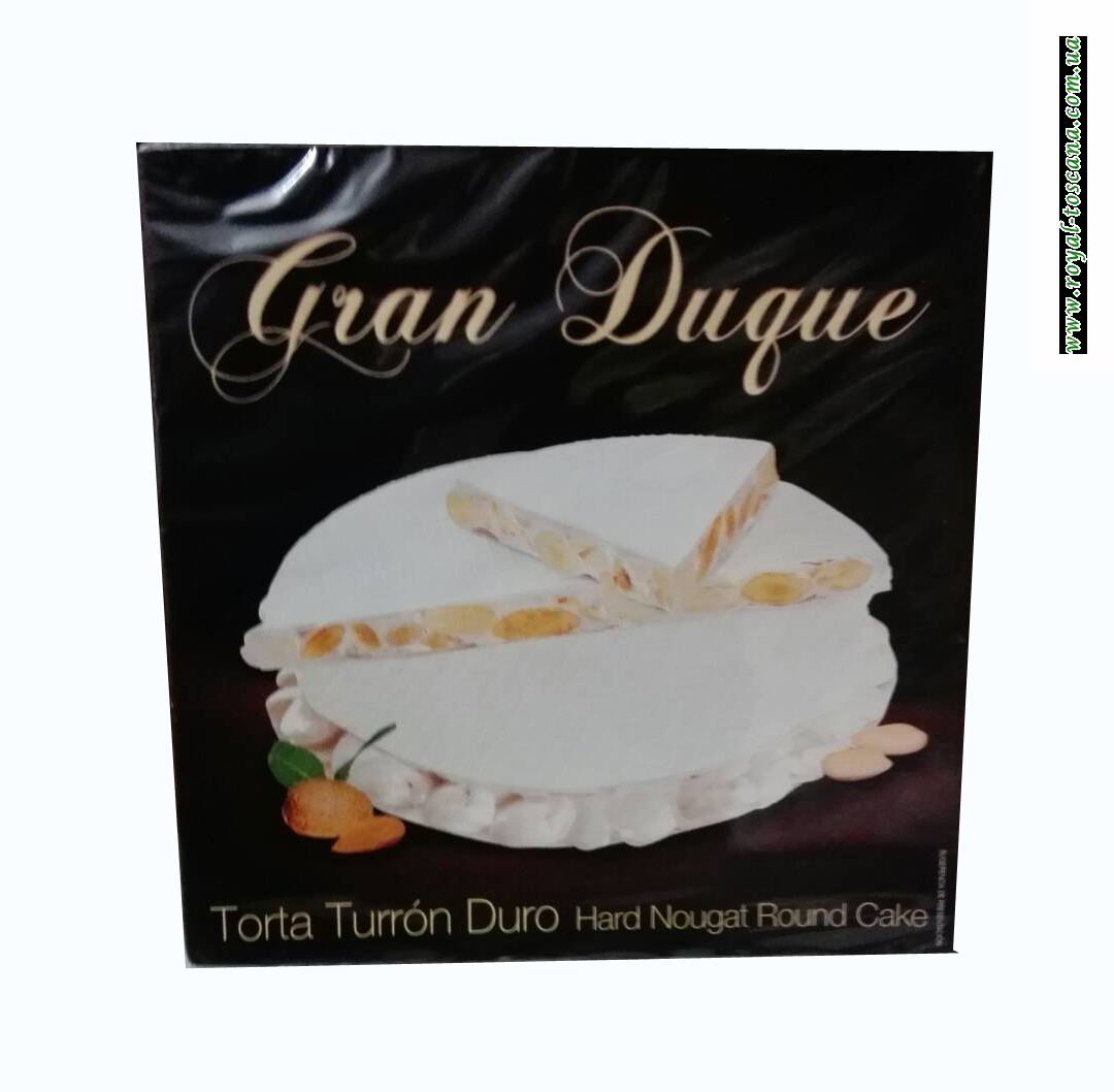 Торт турон Gran Duque Torta Torron Duro