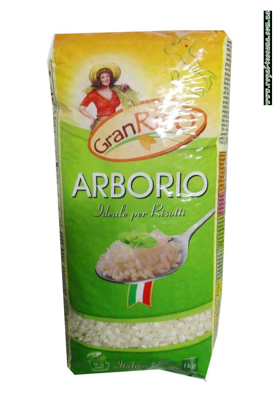 Рис Gran Riso Arborio