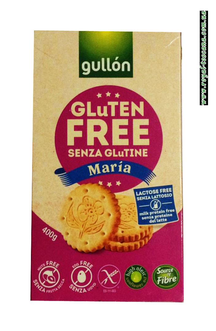 Печенье Мария без глютена Gullon Maria Cookies