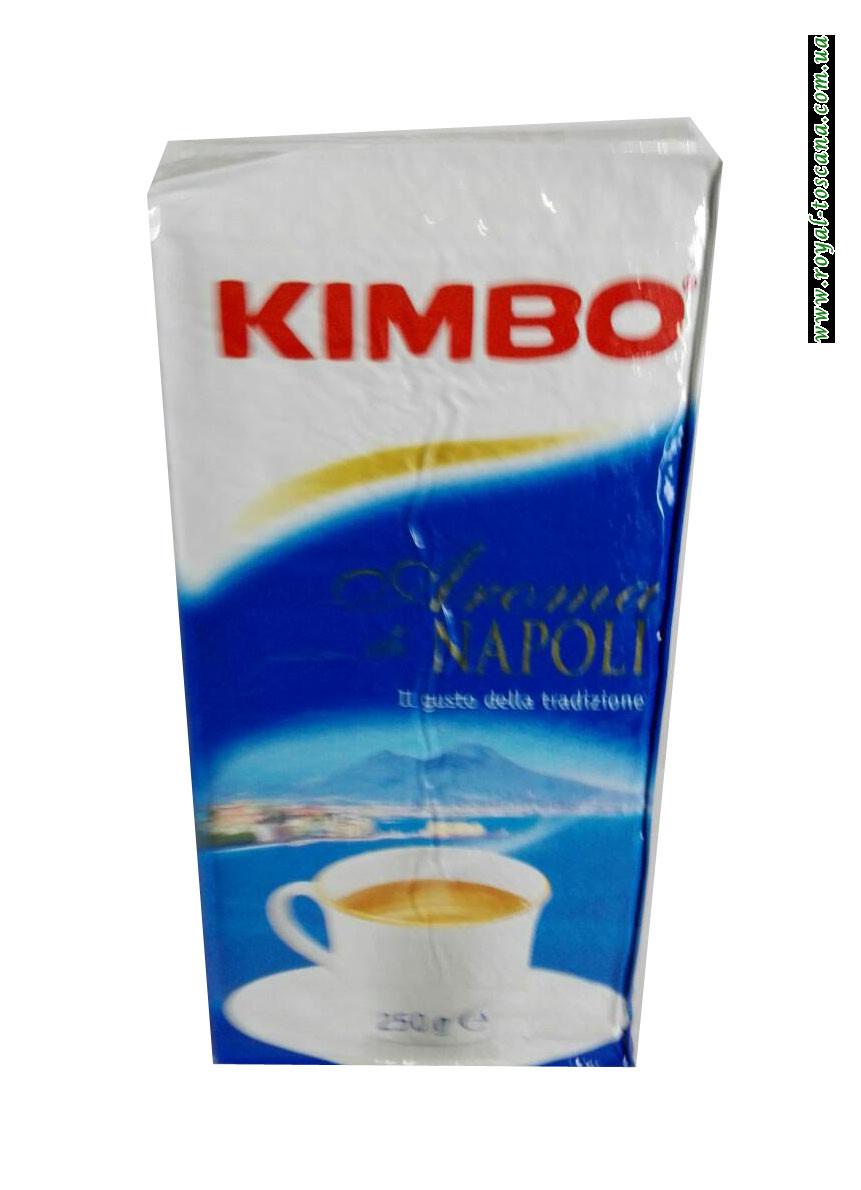 Кофе молотый Kimbo Aroma di Napoli