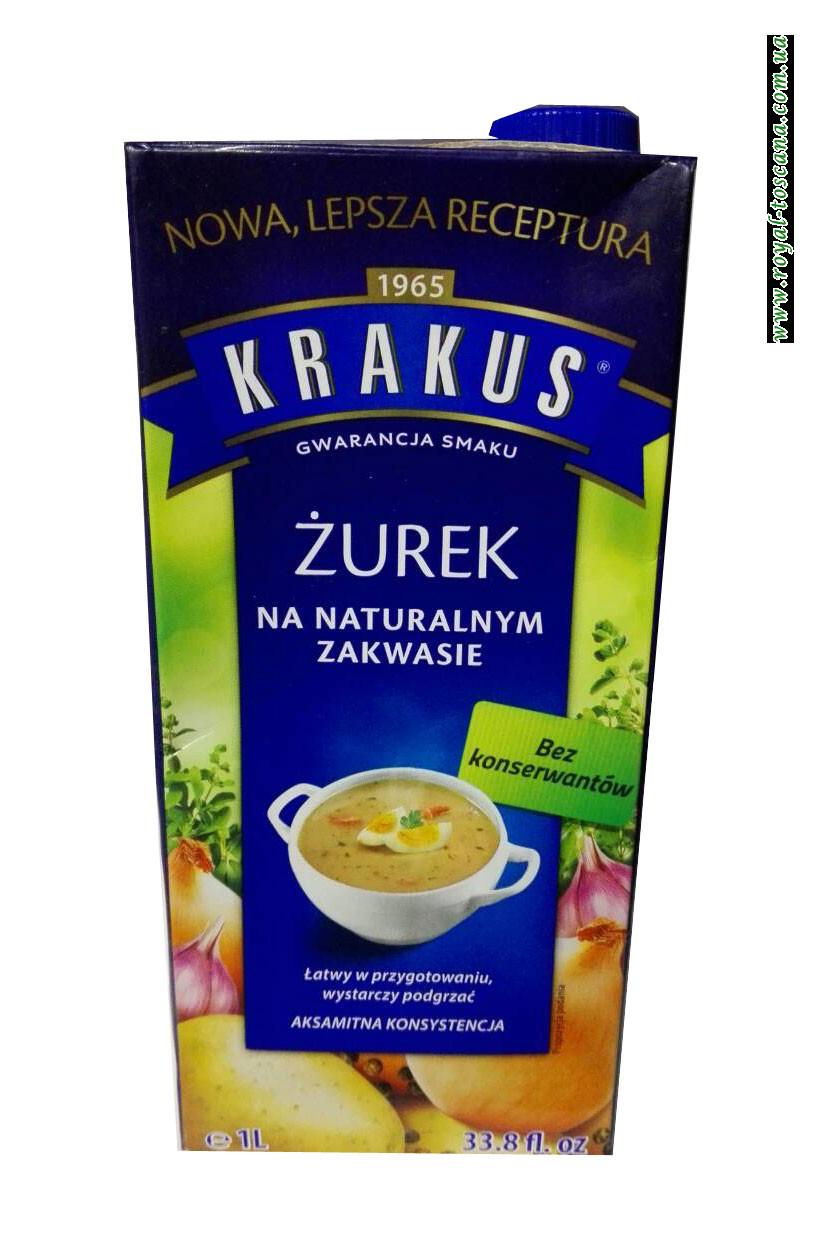 Суп польский Krakus Zurek