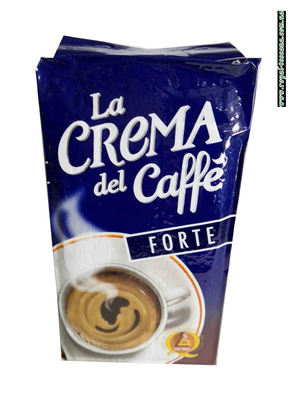 Кофе молотый La Crema del Caffe Forte