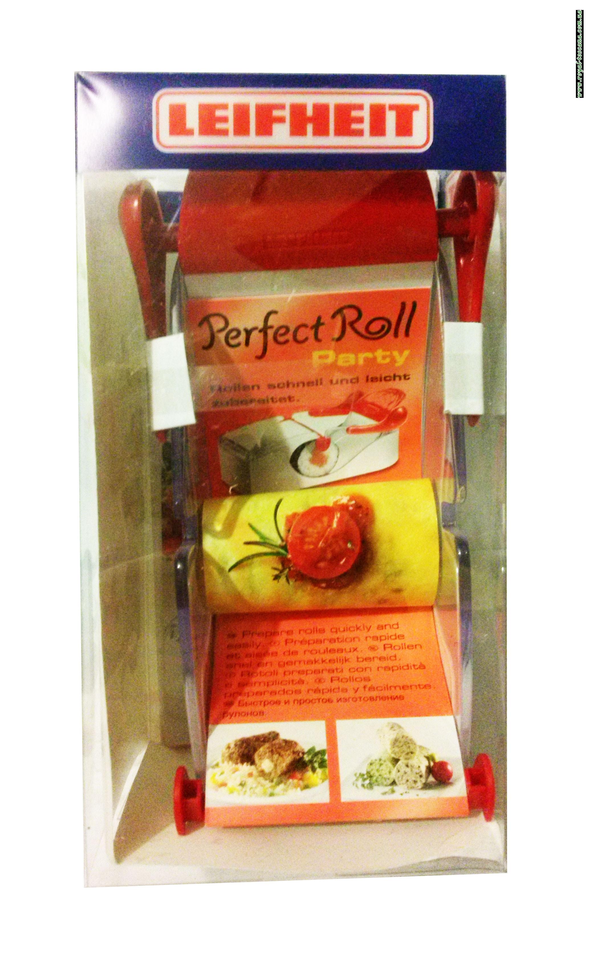 Машинка для приготовления суши Leifheit Perfect Roll Party