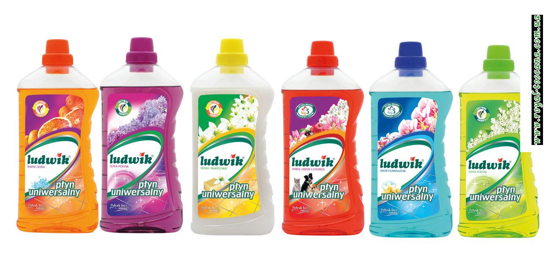 Жидкость универсальная Ludwik, в ассортименте.