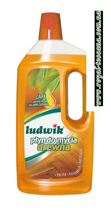Жидкость для мытья паркета Ludwik
