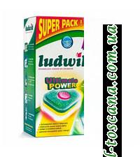 Таблетки для посудомоечных машин Ludwik Ultimate Power All in One,  120 шт