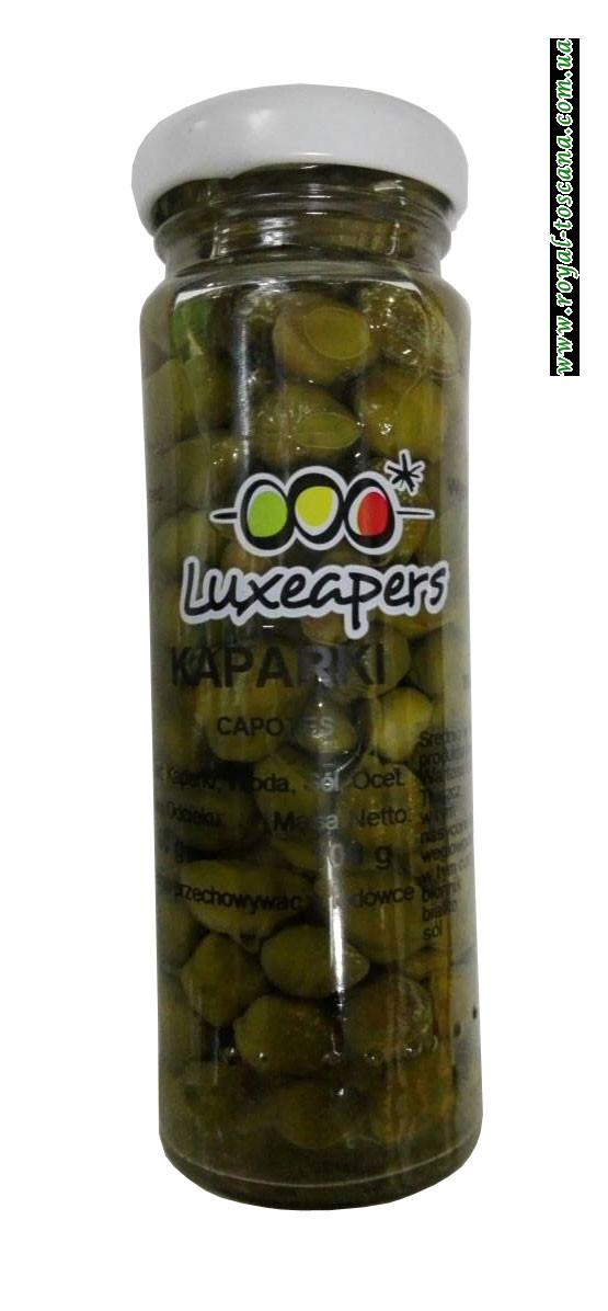 Каперсы Luxeapers Kaparki, 100г