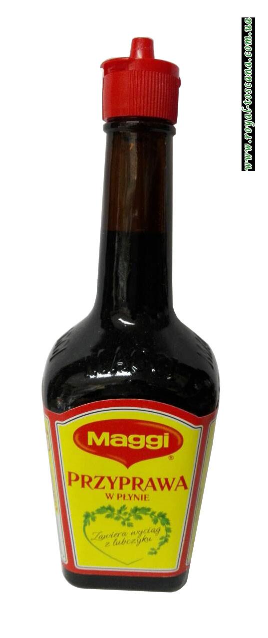 Приправа жидкая с любистком Maggi