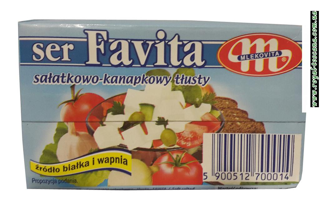 Сыр Фета Melkovita Ser Favita