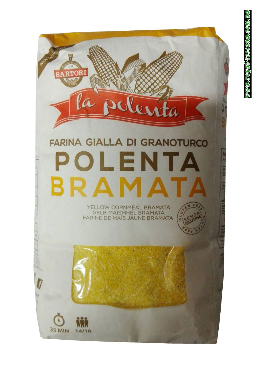Полента Polenta Bramata