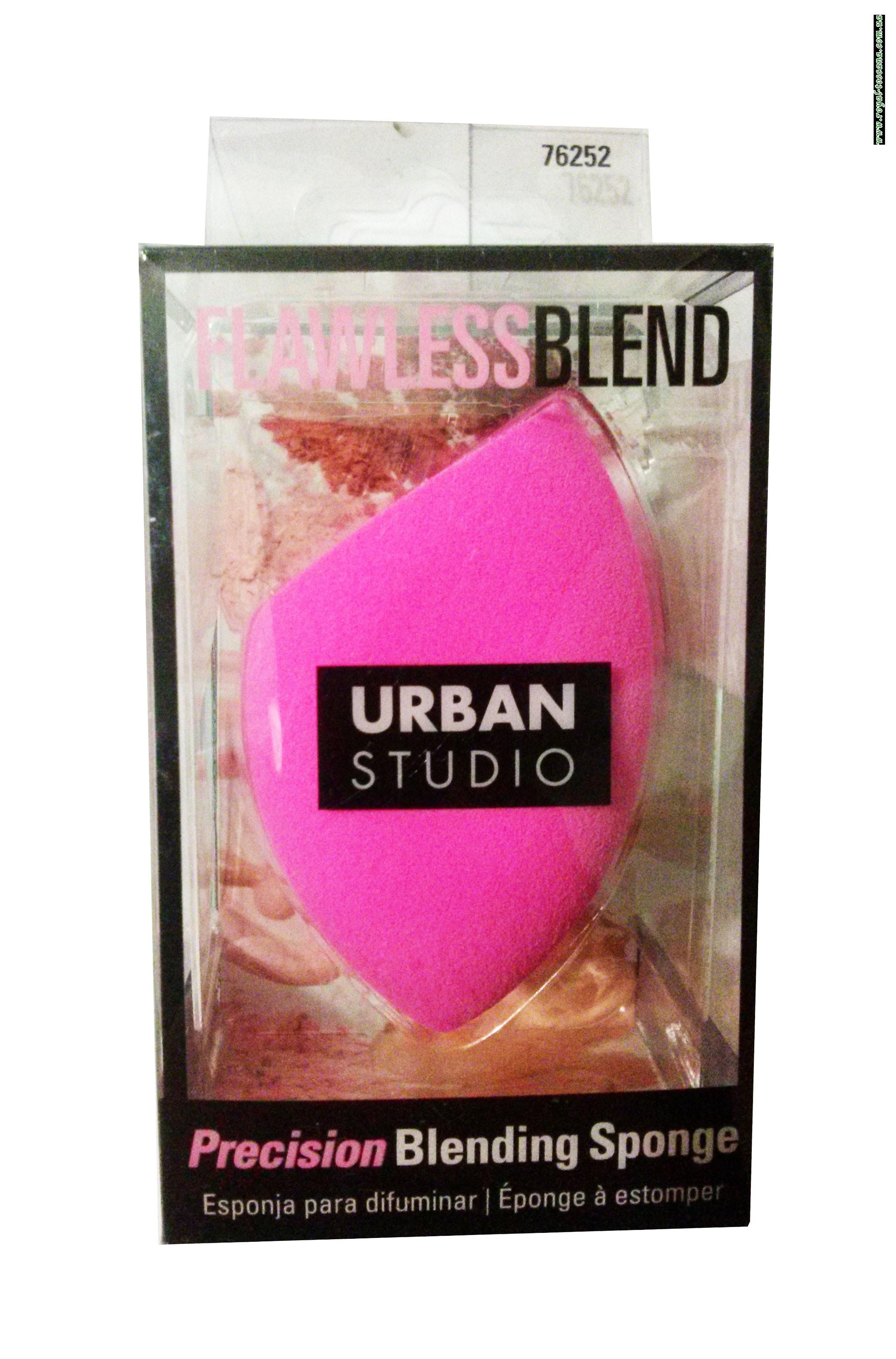 Спонж для точного нанесения Urban Studio Precision Blending Sponge