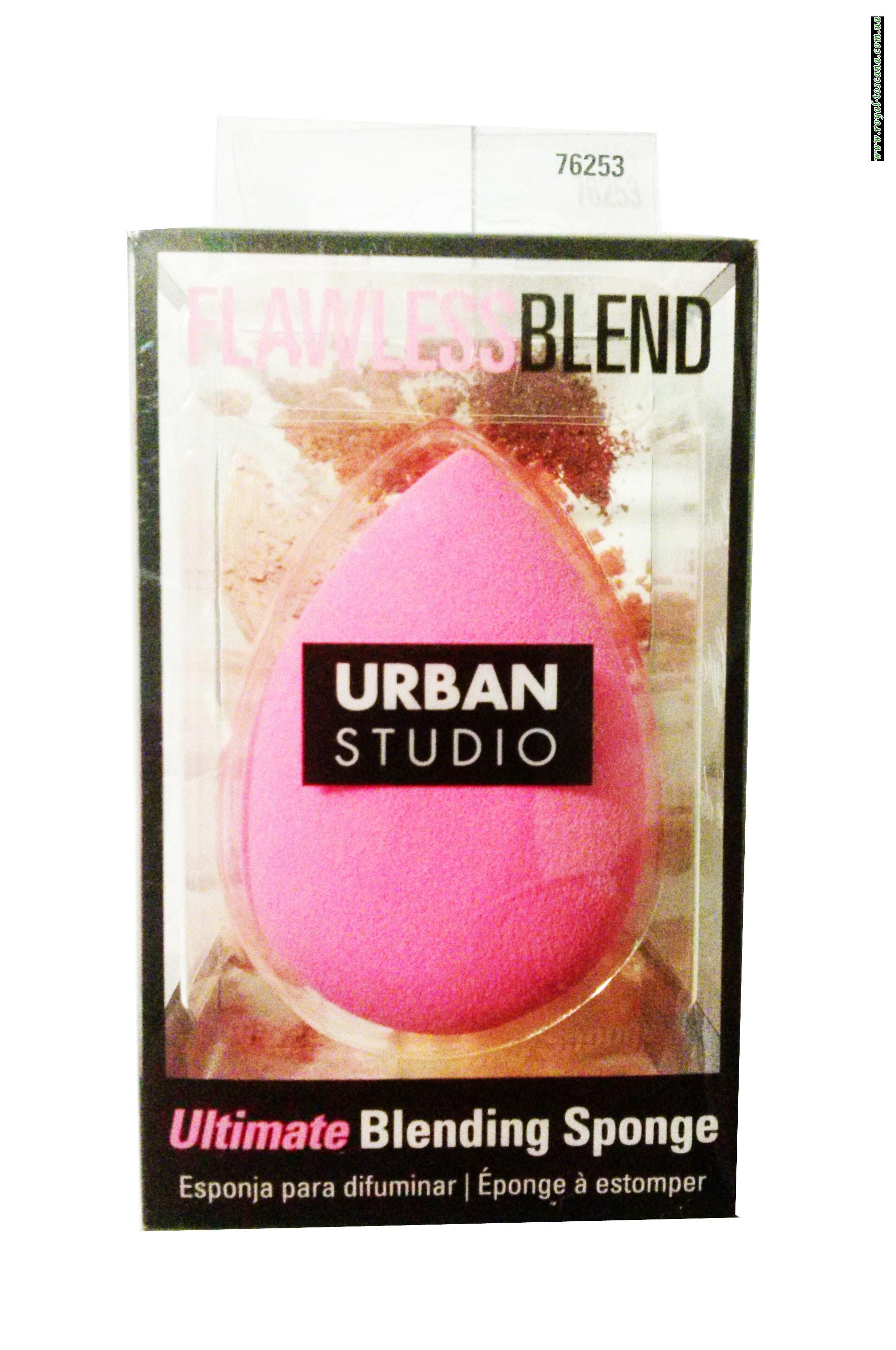 Косметический спонж для макияжа Urban Studio Flawless Blendn Ultimate Blending Sponge