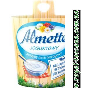 Сыр Almette Jogurtowy