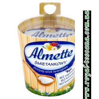 Сыр Almette Smietankowy