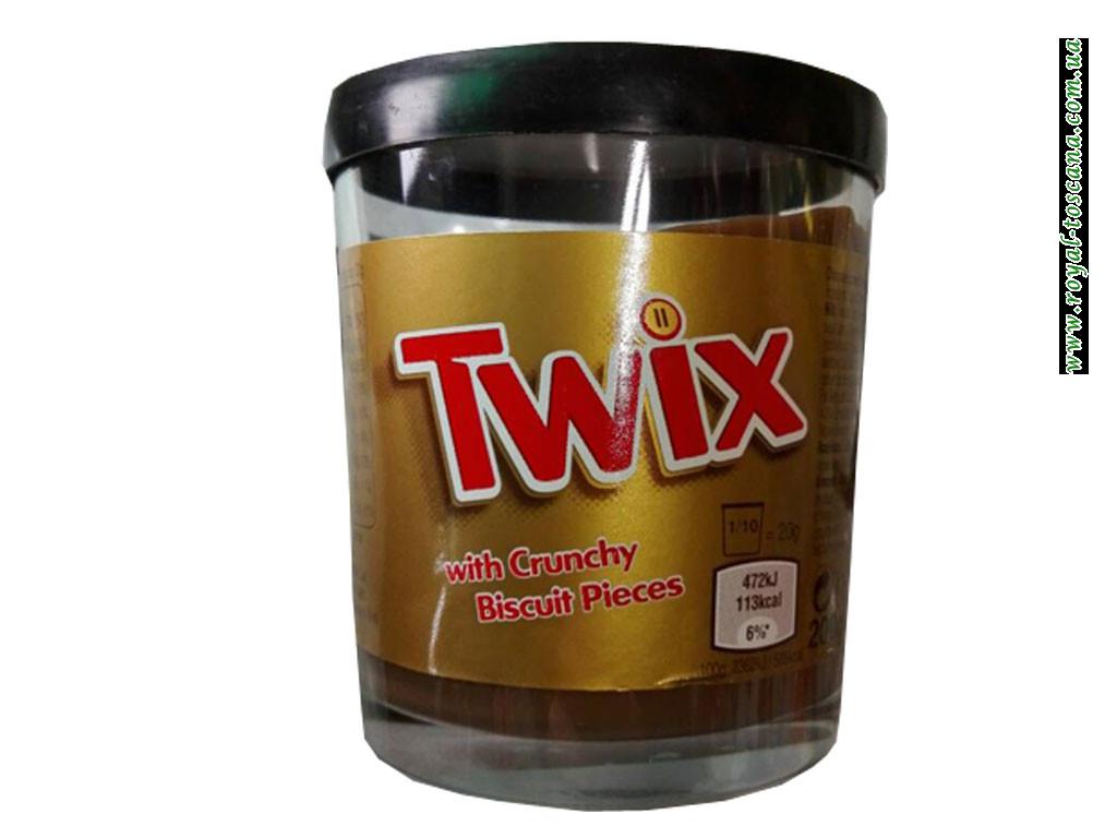 Шоколадная паста Twix, 200г.