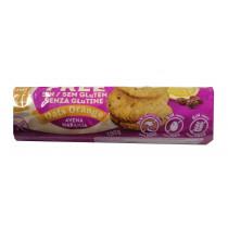 """Печенье без глютена и лактозы Gullon """"Овсяное с апельсином"""" 180г"""