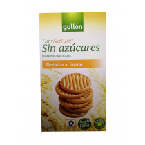 Печенье без сахара Gullon Doradas al horno