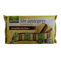 Вафли Gullon Barquillos de Choco Diet Nature Sin Azucares 210г