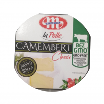 Сыр Camembert La Polle Mlekovita, 120г