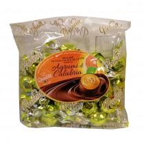 Конфеты шоколадные с начинкой Qualita Pralina Agrumi di Calabria