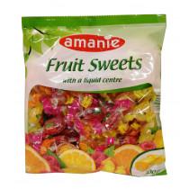 Леденцы фруктовые Amanie Fruit Sweets