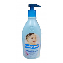 Бальзам гель для детей Babylove Waschbalsam