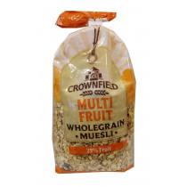 Мюсли мульти фруктовые Crownfield Multi Fruit