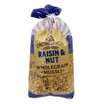 Мюсли с изюмом и орехами Crownfield Raisin & Nut